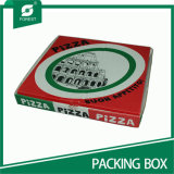 Large Corrugated Food Box for Slice Pizza
