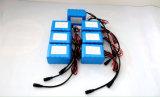 Nachladbarer 18650 26650 Lithium-Ionenbatterie-Satz 3.7 V/7.4V/12V/24V/36V~ 72V
