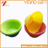 Het kokende Hulpmiddel Ketchenware draagt Vorm de Op hoge temperatuur van de Cake van het Silicone (yb-u-49)