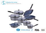 Cuisinières en aluminium anti-adhésif