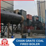 De hete Boiler van de Buis van het Water van de dubbel-Trommel van de Verkoop Industriële Met kolen gestookte