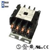 Magnetischer 4 Polen elektrischer Kontaktgeber des Wechselstrom-24V Haushalts-30A