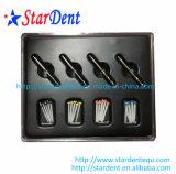 Borne reto dental da fibra de vidro dos materiais