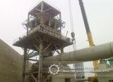 Alto preriscaldatore verticale di Effciency per la pianta della calce