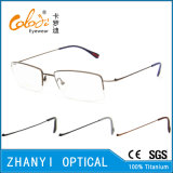Beta blocco per grafici di titanio semplice di vetro ottici del monocolo di Eyewear (8501)