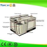 12V 65ah batería solar fuerte para el sistema híbrido del viento solar