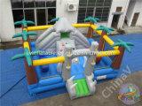Kind-aufblasbarer Spielplatz-Vergnügungspark