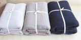 El peso ligero de algodón Terry Aire condicional Manta, Manta de verano