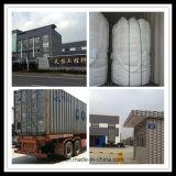 100% poliestere, fibra di graffetta di poliestere materiale dell'animale domestico per il calcestruzzo dell'asfalto