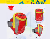 Bolsillo del brazal para los claves y el funcionamiento de Wthile del teléfono (BF1610018)