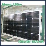 Высокий Eff. Дешевый Mono солнечный модуль 150wp