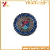 Moneta su ordinazione del doppio di alta qualità di marchio con il regalo del ricordo della casella (YB-HD-140)