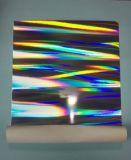 Placa clara holográfica da coluna