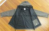 Rivestimento impermeabile esterno dell'abito dei vestiti del cappotto di svago degli uomini (OSW19)