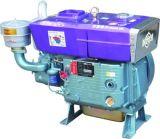 Motor diesel del comienzo de la mano de Changxiang Zs1115 o del comienzo eléctrico