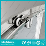 緩和された薄板にされたガラス(SE901C)が付いているアルミニウム滑走のテラスのドア