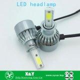 L'éclat de dîner de haute énergie partie la lampe d'automobile de la tête DEL du véhicule H11 de H1 H4 H6 H7 9005/9006