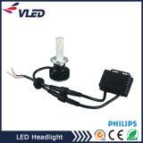 자동차 부속 부속품 최신 차 800W 8000lm Zes G9 LED 헤드라이트 H7