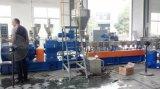 Máquina del corte del plástico de la fibra de vidrio de la TPE para hacer los gránulos