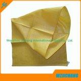 sachet en plastique tissé par pp de 25kg 50kg de sucre de farine de riz