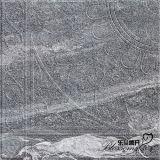 Azulejo de suelo de la porcelana de la cara de la colección cinco del cemento con los accesorios (600X600m m)