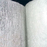 ガラス繊維によって切り刻まれる繊維のマット---粉のBinder& Emuslion Bindedのマット