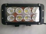 Hochleistungs8 Zoll 80W CREE LKW/Aufnahme/nicht für den Straßenverkehr LED-heller Stab (GT3302-80W)