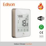 Термостаты комнаты подпольного топления с беспроволочным датчиком температуры WiFi