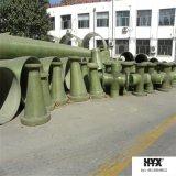 Accessori per tubi personalizzati vetroresina - T