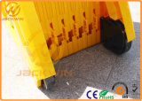Plastik, der maximale Länge 2.2 Meter-Barrikade-Gatter für Verkauf durchbrennt