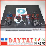 4 ou 8 FTTH portuários Epon Olt compatível com Huawei Zte ONU