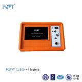 Lange Reichweiten-Feststeller-elektronischer Rohr-Wasser-Leck-Detektor Pqwt-Cl600