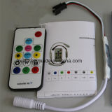 LEDのストリップWs2811/Ws2812bのためのDC5V/12V 14key小型RFの無線遠隔コントローラ