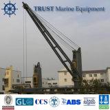 Кран башни поставкы изготовления палубного судового крана дешевый