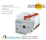 Mc5 (合金)段階モーター低価格液体の転送のための小型DC蠕動性ポンプ