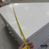 Feuille extérieure solide blanche de neige de Kingkonree