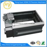 Kundenspezifisches CNC-Präzisions-maschinell bearbeitenteil für Motiv, CNC-Präzisionsteile