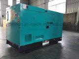 125kVA/100kw Cummins 디젤 엔진 전기 발전기 발전