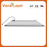Luz de painel lisa quadrada do diodo emissor de luz de Dimmable para hotéis