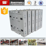 China Steel Aluminium Alloy Caixa de controle elétrico