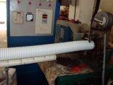 cadena de producción del tubo del PVC del circuito de agua del diámetro de 16-180m m que hace la máquina