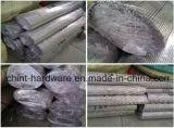 Fio reto reto do ferro do fio Galvanized/PVC do laço da estaca do fio da estaca da venda quente