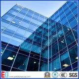 太陽制御ガラス(低いEガラス) (3-12mm、セリウムの証明書) Eglo005