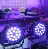 IP65 lumière de Noël extérieure imperméable à l'eau de l'aluminium 18PCS 4in1