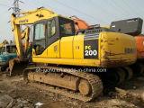 Segunda Mano Komatsu PC200-7 Excavadora (PC200 PC220-7 PC200-7)