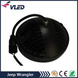 Linterna directa del precio de fábrica del alto lumen ligero del coche LED LED para el Wrangler del jeep