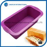 Moulage de pain antiadhésif de pain de pain grillé de fromage de silicones