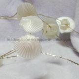 Декора венчания дома венчания части украшения раковины моря свет гибкого Fairy крытого Fairy