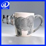 Офиса Emoji кружки гриба шаржа чашка чая молока кофеего творческого керамическая