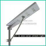 30W alle in einem LED-Solarstraßenlaternemit Cer-Bescheinigung